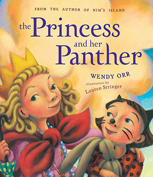 The Princess and her Panther