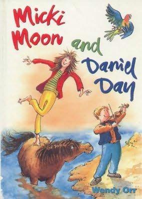 Micki Moon and Daniel Day